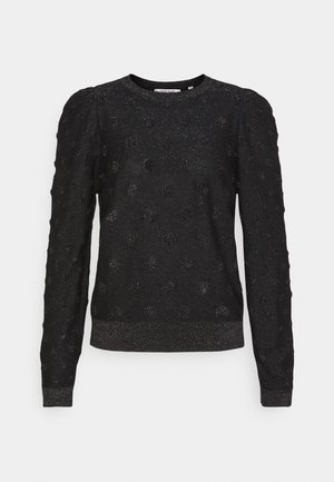 FABIOLA - Jumper - black
