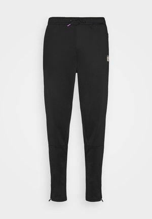 FRENOLI TRACK PANT - Tracksuit bottoms - black