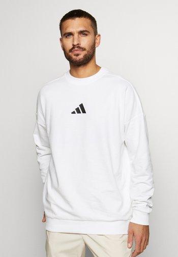 TIGER CREW - Sweatshirts - white