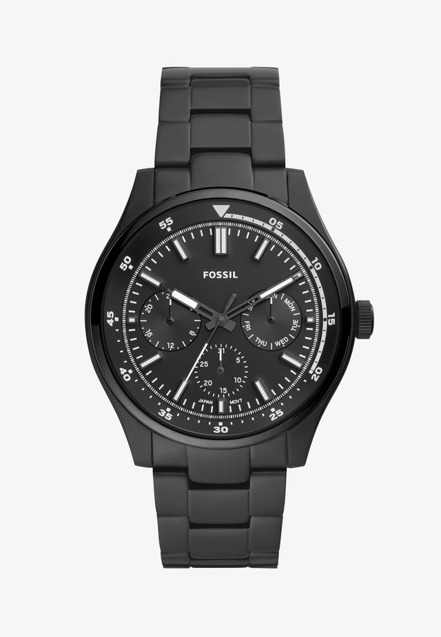 BELMAR MULTIFUNCTION - Orologio - black