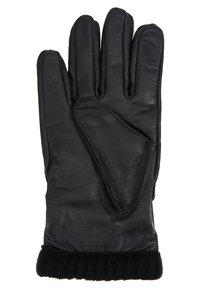 Jack & Jones - JACJACE GLOVES - Gloves - black - 2