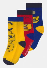 LEGO Wear - 3 PACK - Socks - blue - 0