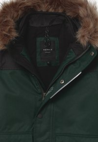 Name it - NKMSNOW - Kurtka snowboardowa - darkest spruce - 4