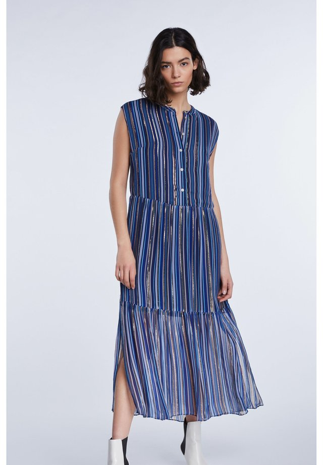 Shirt dress - blue blue