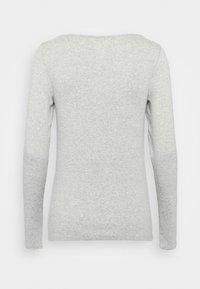 GAP - BATEAU - Long sleeved top - heather grey - 6