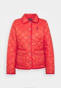 Polo Ralph Lauren - BARN JACKET - Light jacket - spring red - 4
