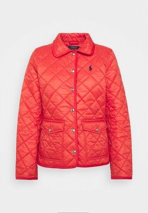 BARN JACKET - Light jacket - spring red