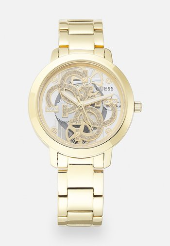 Klokke - gold-coloured