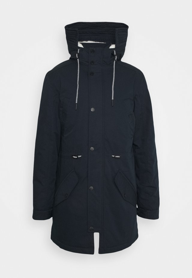 CARVER - Winter coat - navy