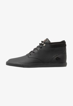 ESPARRE WINTER - High-top trainers - black