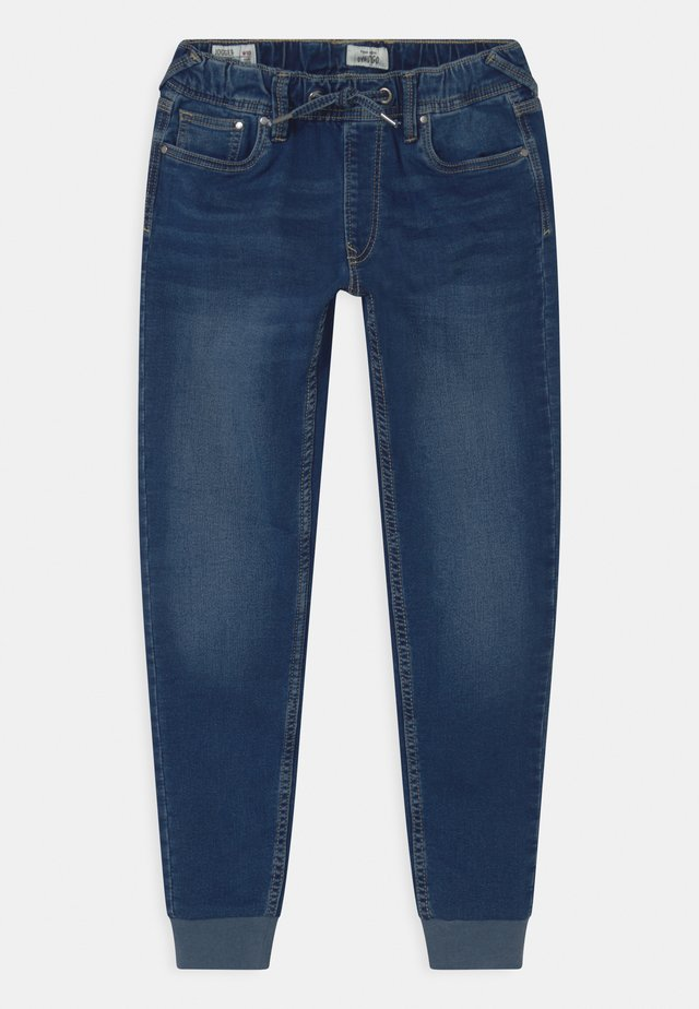 SPRINTER - Relaxed fit jeans - blue denim