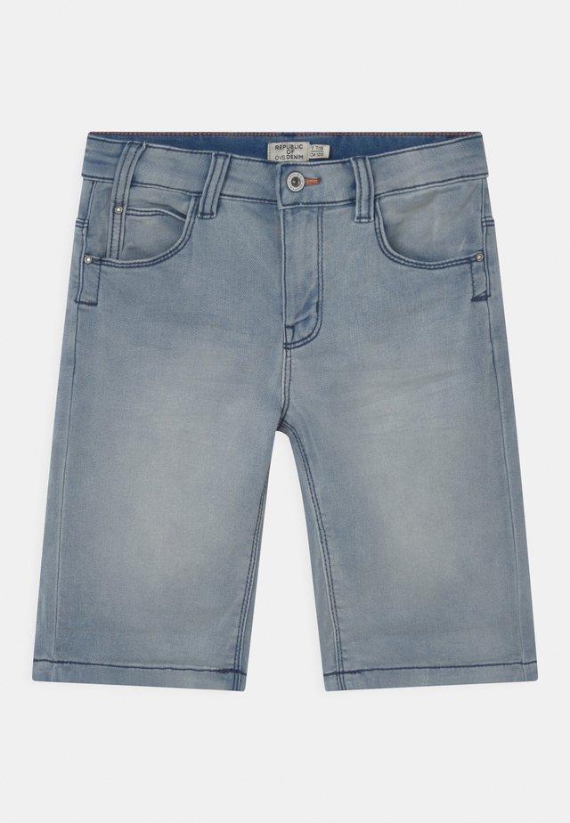 Jeansshort - medium light blue