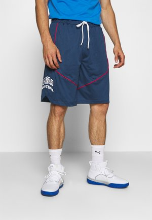 HOOPS HOOPS GAME SHORT - Pantaloncini sportivi - dark denim