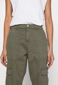 ONLY - ONLGIGI CARRA LIFE  - Pantalones cargo - kalamata - 3