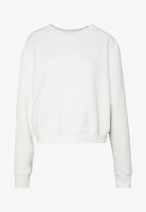 MOCK NECK - Sweatshirt - pristine