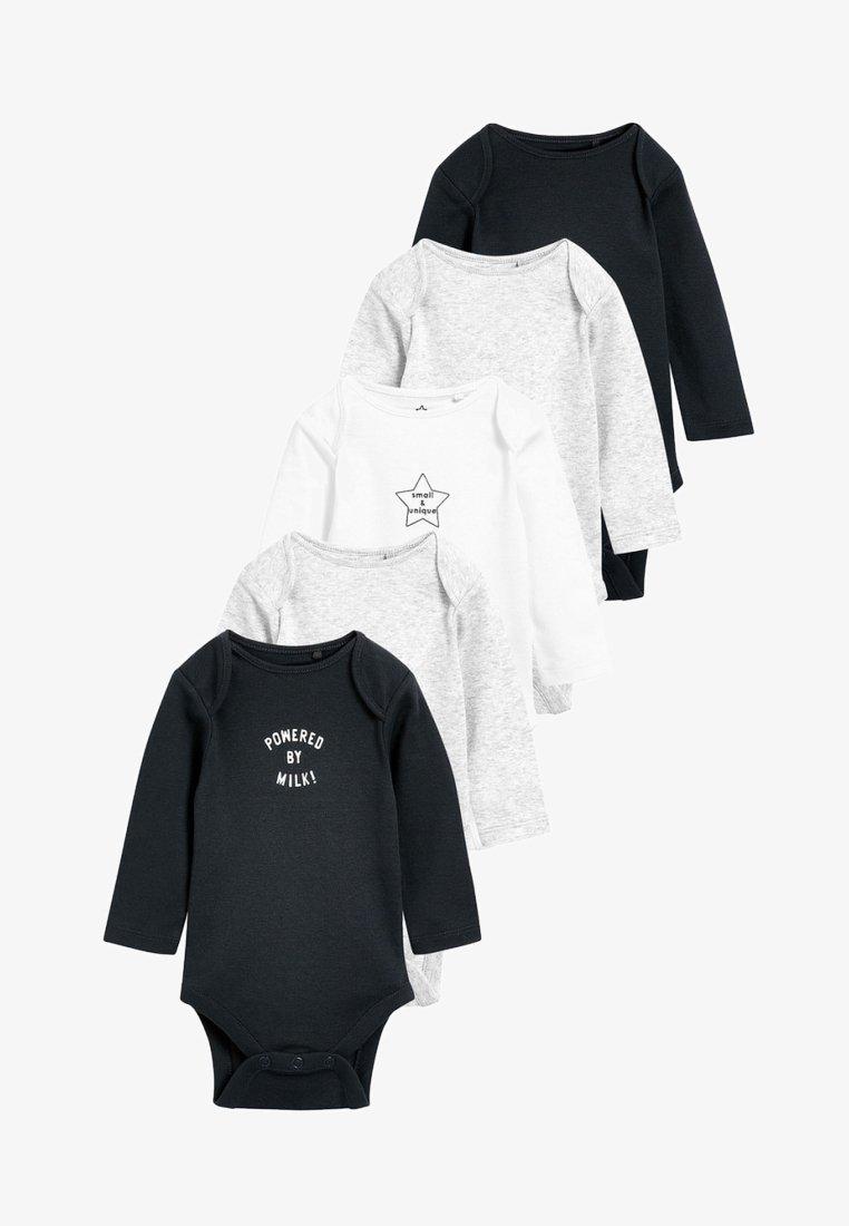 Next - 5 PACK - Body - black