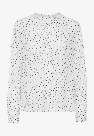 KADARIA - Overhemdblouse - chalk / multicolor dots