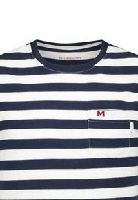 McGregor - Print T-shirt - bright navy - 2