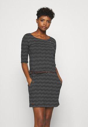 TANYA  - Žerzejové šaty - grey