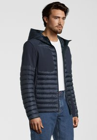 Colmar Originals - MIT KAPUZE - Down jacket - navy - 2