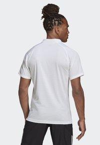 adidas Performance - FREELIFT TENNIS POLO SHIRT HEAT.RDY - Polo shirt - white - 1