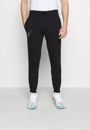 CHICAGO BULLS NBA FADE LOGO JOGGER - Pantalones deportivos - black