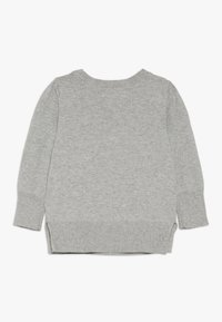GAP - TODDLER GIRL LOVE - Svetr - grey heather - 1