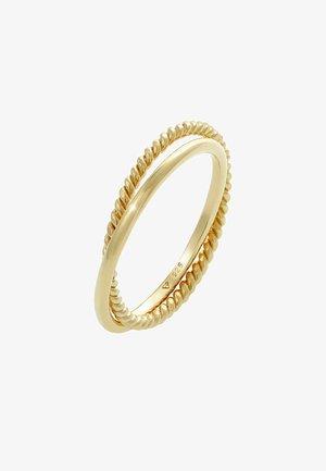 BASIC - Ring - gold