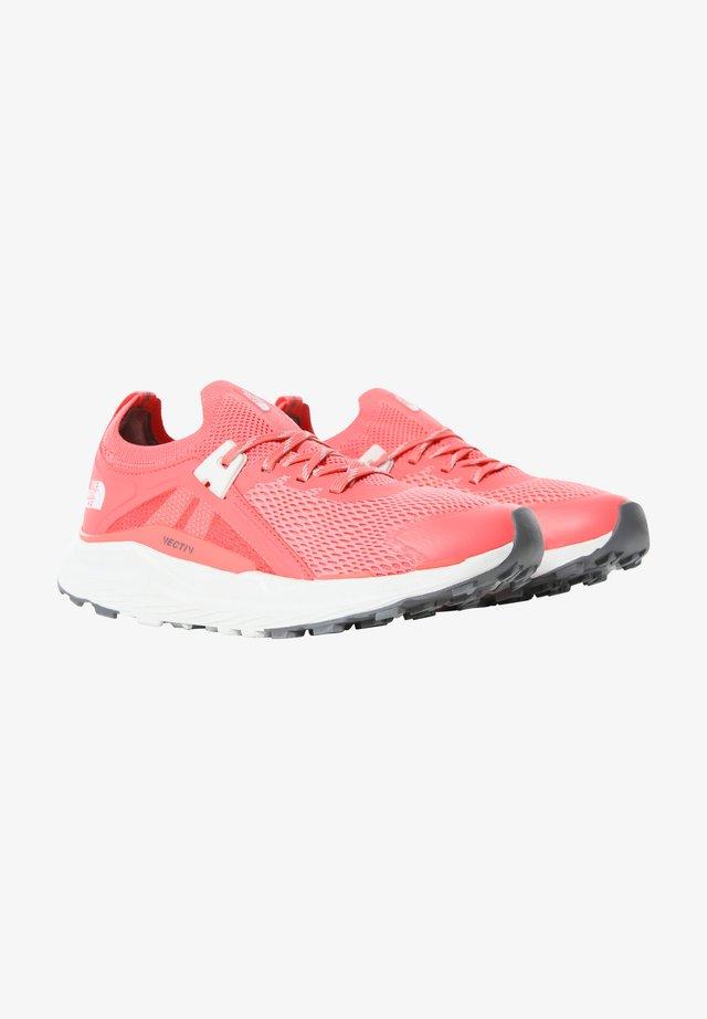 HYPNUM - Chaussures de marche - fiesta red/tin grey