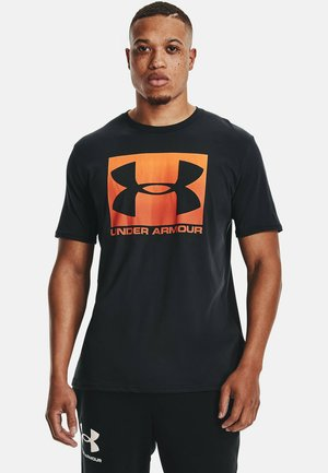 BOXED STYLE - Print T-shirt - black