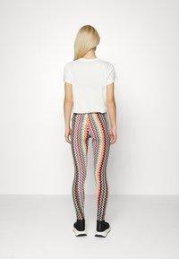 M Missoni - Leggings - Trousers - multicolor - 2