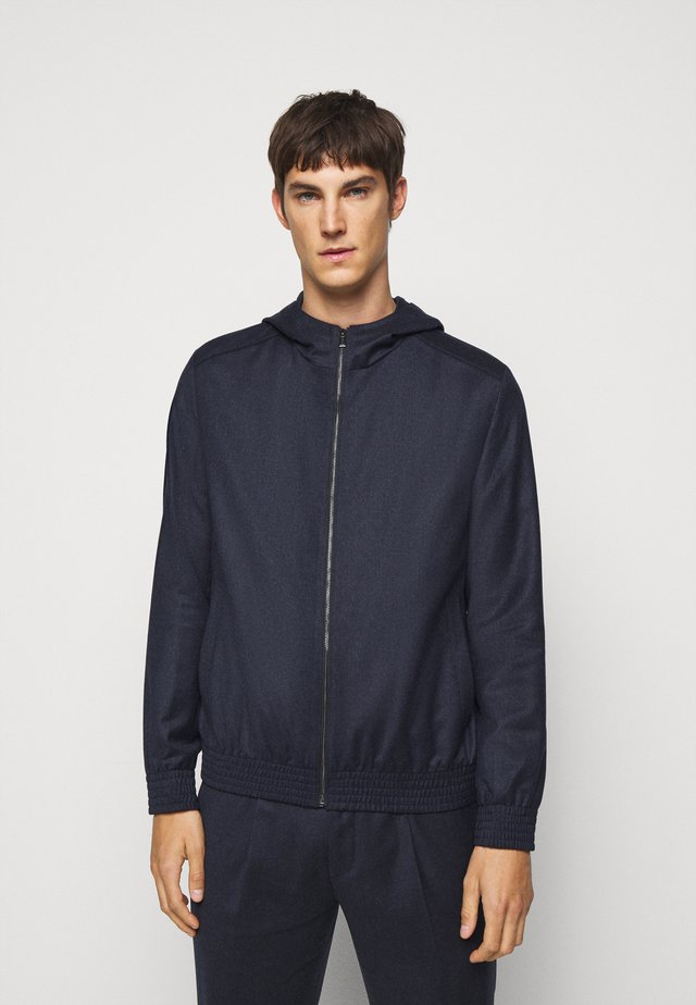 HATRIC - Summer jacket - medium blue
