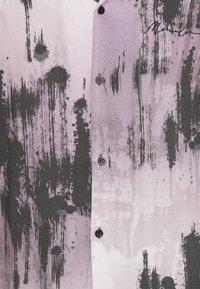 Mennace - TIE DYE BOWLING UNISEX  - Chemise - purple - 2