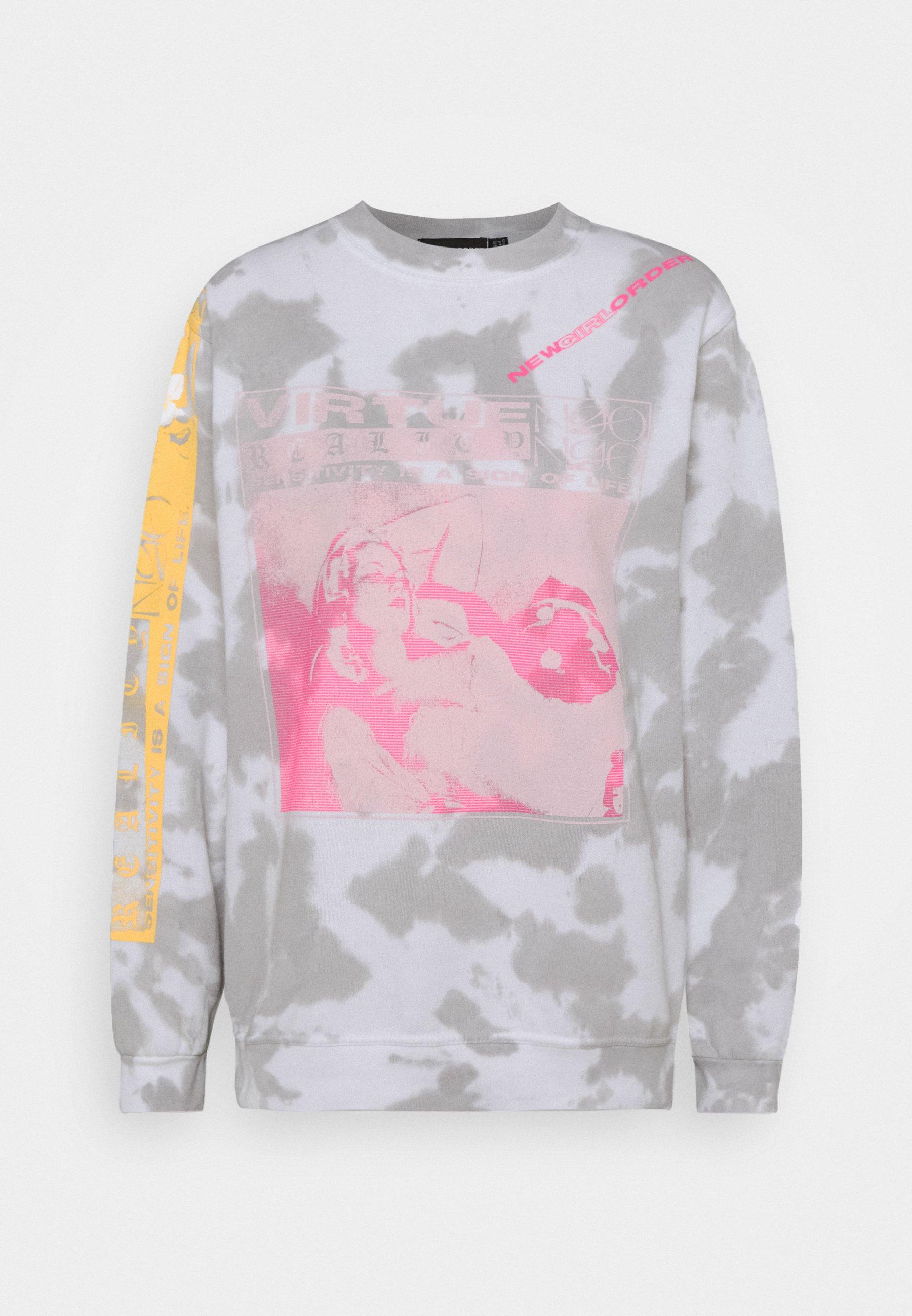 Women VIRTUE TIE DYE - Sweatshirt