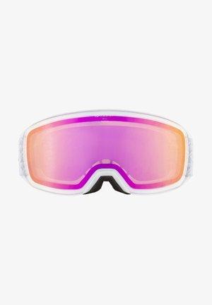 NAKISKA HM - Ski goggles - white