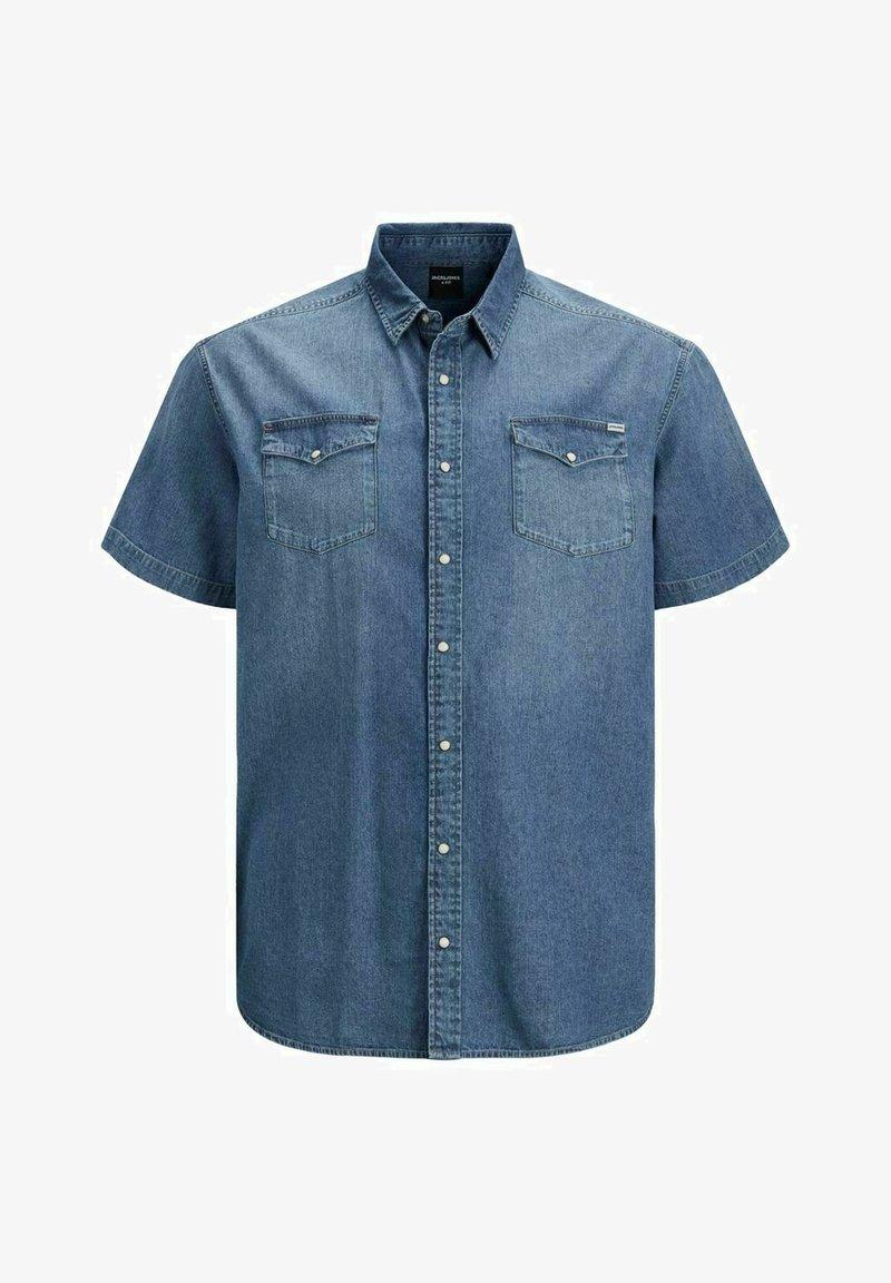 Jack & Jones - Shirt - medium blue denim