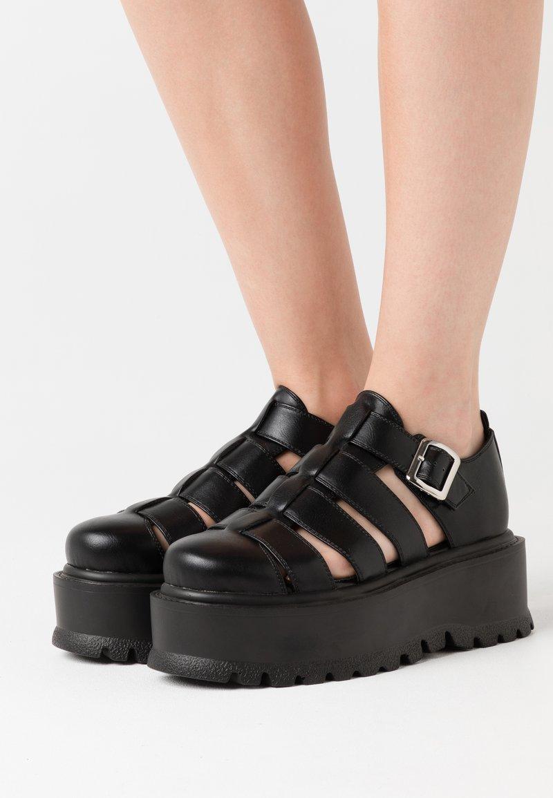 Koi Footwear - VEGAN DIODE - Slippers - black