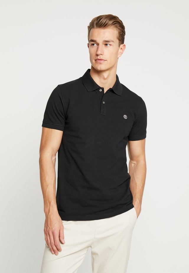 MILLERS RIVER - Polo - black