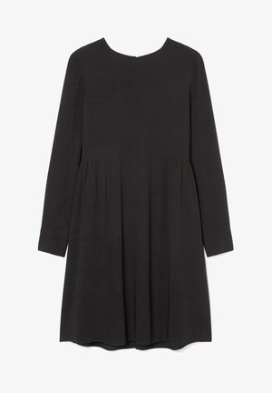 CRÊPE-QUALITÄT - Day dress - black