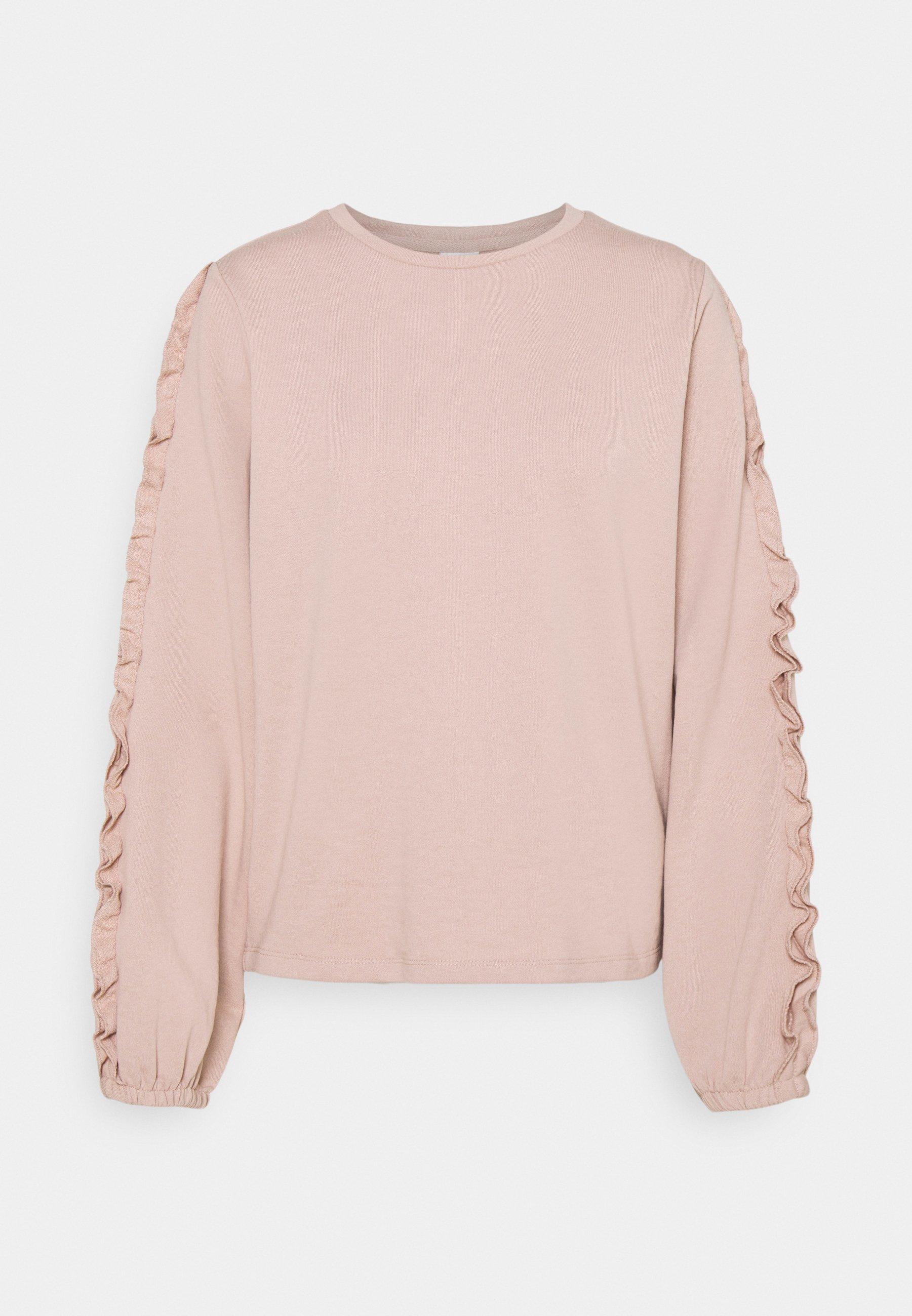 Women JDYPROVE FRILL - Sweatshirt
