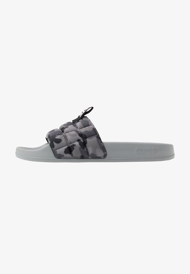Slydes - FADE - Mules - grey