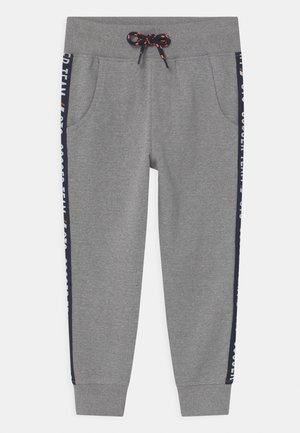 KID - Tracksuit bottoms - stone grey melange