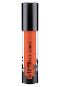 MAC - PATENT PAINT LIP LAQUER - Lip gloss - painted desert - 1
