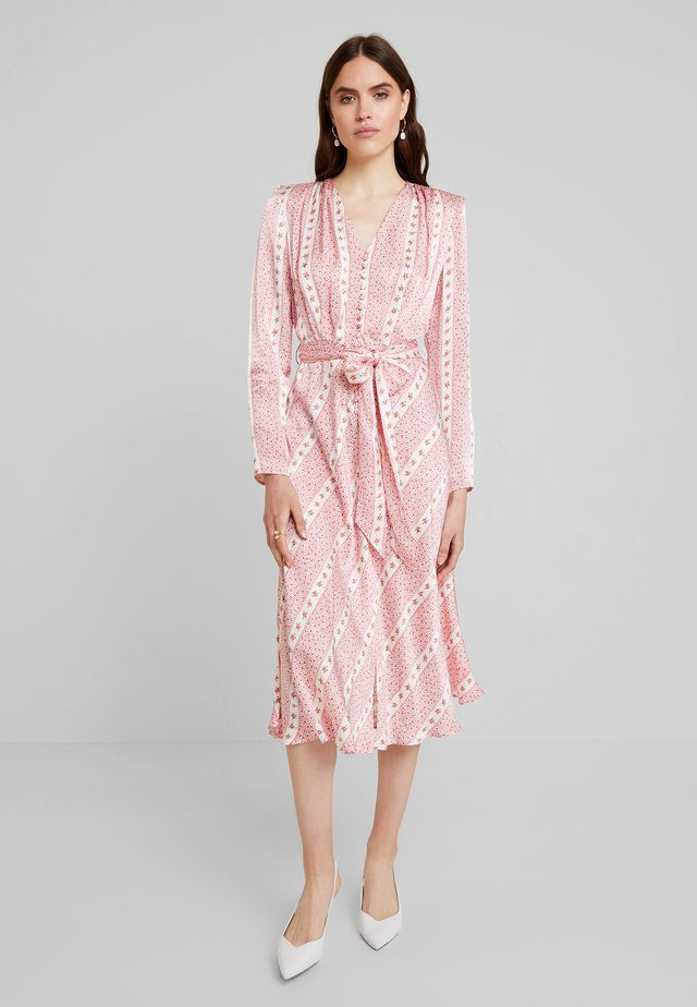 MARLEY DRESS - Vestito lungo - light pink