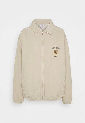 CREST BILLY JACKET - Light jacket - ecru