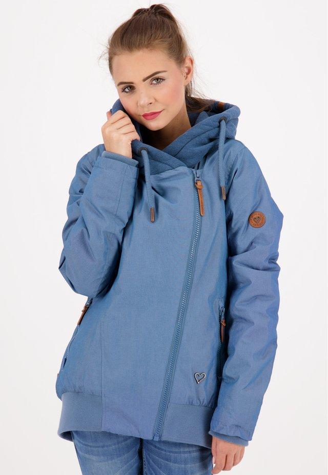 KIDDOAK - Winter jacket - indigo