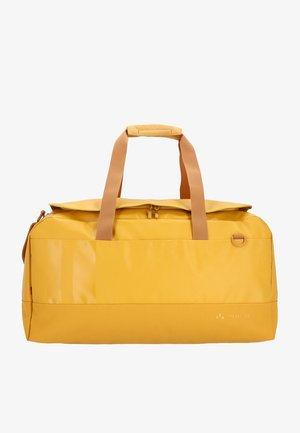 DESNA - Sports bag - caramel