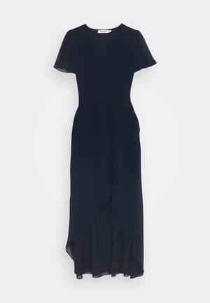 DANA - Vestido largo - bleu marine