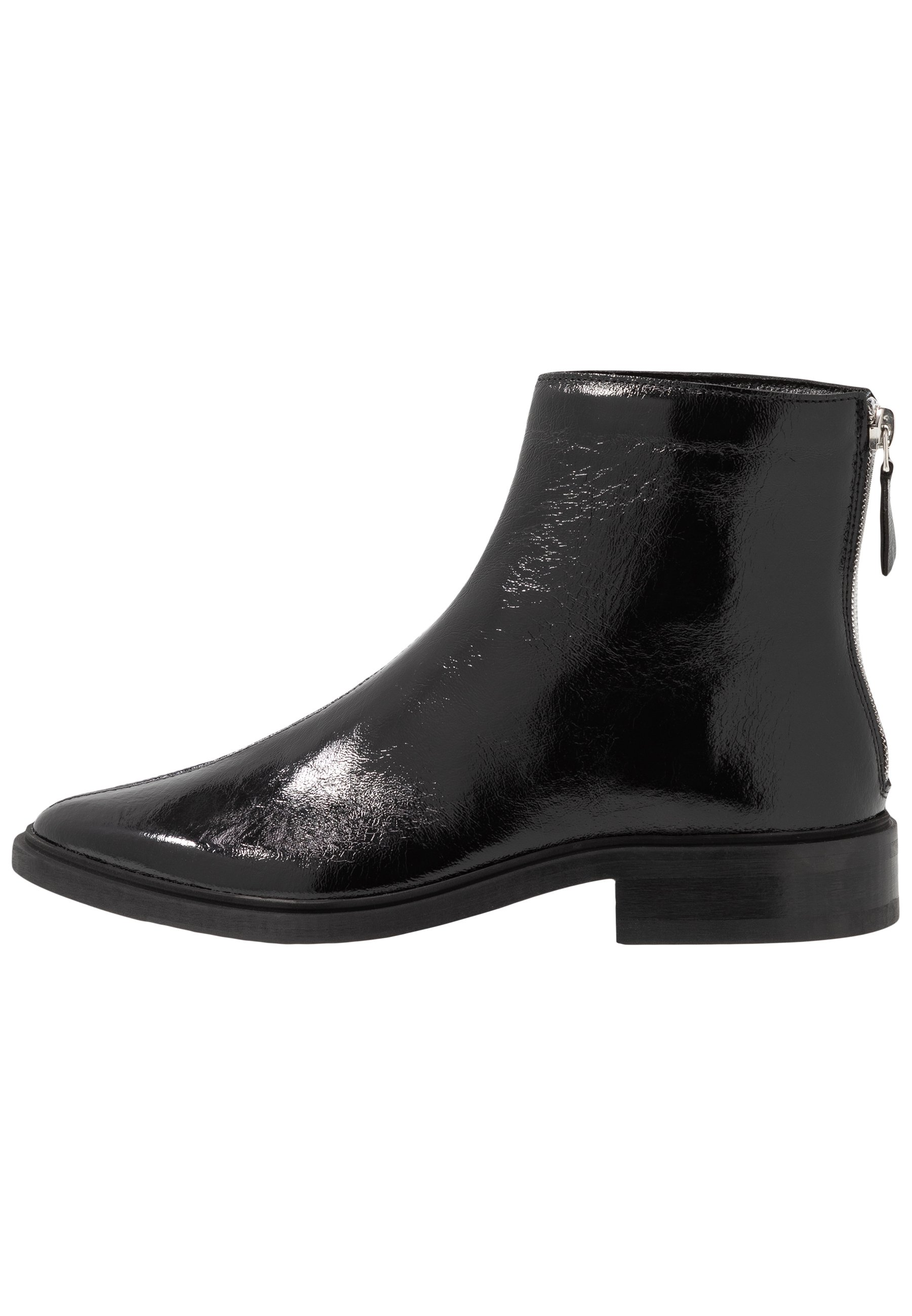 PRIME GLAZE BOOT Stövletter black
