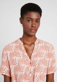 PIECES Tall - PCLIANNA LONG  DRESS - Maxi dress - light pink - 4